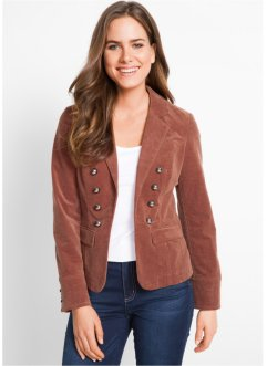 Blazer in velluto, bpc bonprix collection