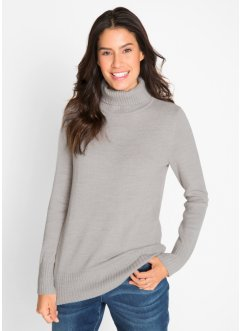 Pullover a collo alto, bpc bonprix collection