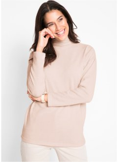 Maglia oversize in pile, bpc bonprix collection
