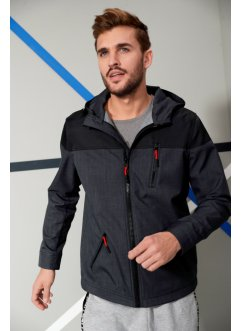 Giacca di softshell regular fit, RAINBOW