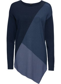 Pullover color block, BODYFLIRT