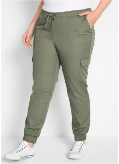 Pantalone cargo 7/8, bpc bonprix collection