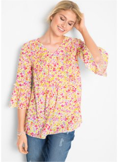Blusa in crêpe Maite Kelly, bpc bonprix collection