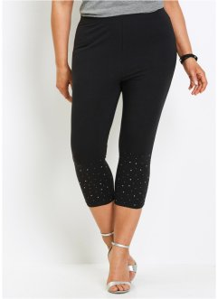 Leggings con pietre scintillanti, bpc selection