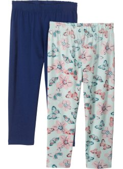 Leggings a pinocchietto (pacco da 2), bpc bonprix collection