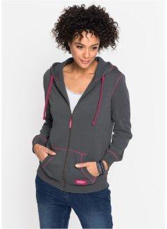 22381466ac7892 Felpe con zip e blazer in felpa da donna | Online su bonprix