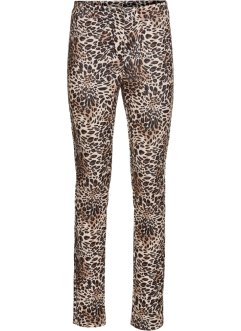 Leggings in fantasia leopardata, BODYFLIRT boutique