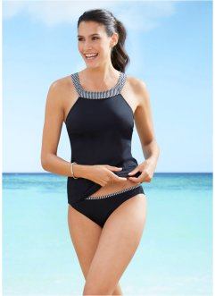 Tankini in materiale riciclato, bpc bonprix collection
