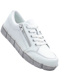 Sneaker in pelle con memory foam, bpc selection