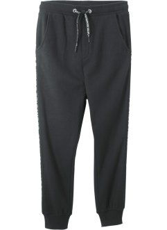 Pantalone in felpa stampato, bpc bonprix collection