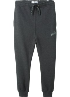 Pantalone in felpa stretto, bpc bonprix collection