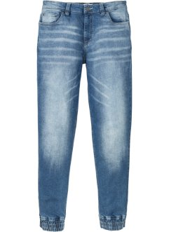 Jeans elasticizzato regular fit tapered, John Baner JEANSWEAR