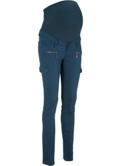 Pantalone cargo skinny prémaman, bpc bonprix collection