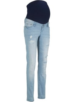 Jeans prémaman boyfriend con zone sdrucite, bpc bonprix collection