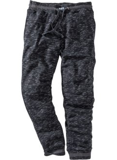 Pantalone da jogging melange, bpc bonprix collection