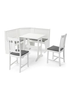 Set con panca angolare (set 4 pezzi), bpc living bonprix collection