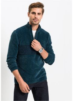 Pullover in ciniglia regular fit, bpc bonprix collection