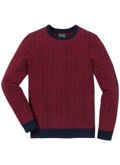 Pullover operato regular fit, bpc selection