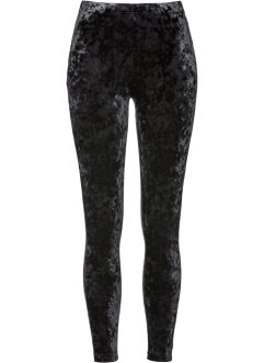 Leggings in velluto elasticizzato, bpc selection