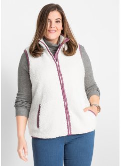 Gilet in pile, bpc bonprix collection
