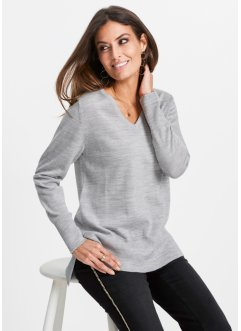 Pullover in lana merino, bpc selection premium