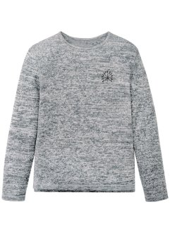 Maglione melange, bpc bonprix collection
