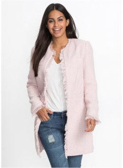 giacca donna estiva color pesca bonprix