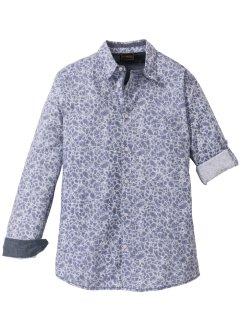 b1f0cfa41b Camicia in fantasia floreale a manica lunga slim fit, bpc selection