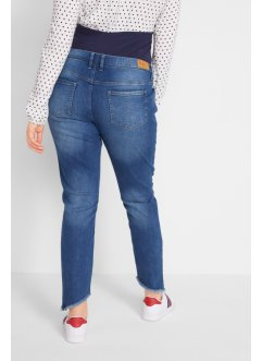 Jeans prémaman skinny con frange, bpc bonprix collection