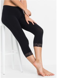 Leggings pigiama a pinocchietto, bpc bonprix collection