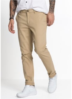 3dd56eb7499d Pantalone chino elasticizzato regular fit tapered