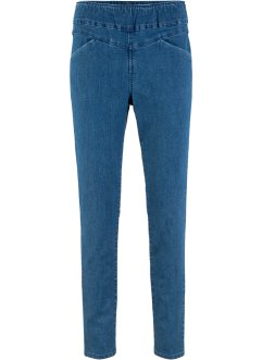 Treggings di jeans Maite Kelly, bpc bonprix collection