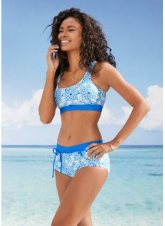 Bikini a bustier minimizer (set 2 pezzi), bpc bonprix collection