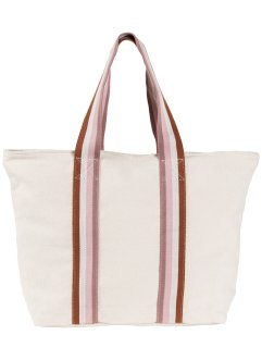 Borsa shopper in canvas, bpc bonprix collection