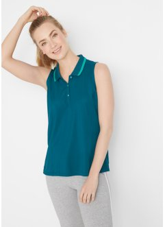 Top sortivo polo, bpc bonprix collection