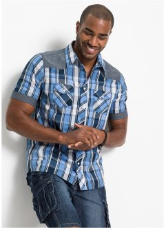 Camicia a manica corta regular fit