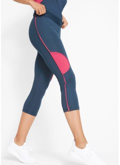 Leggings sportivi a pinocchietto livello 1, bpc bonprix collection