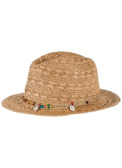 Cappello di paglia Fedora, bpc bonprix collection