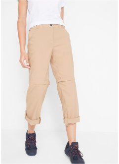 Pantaloni modulabili da trekking, bpc bonprix collection
