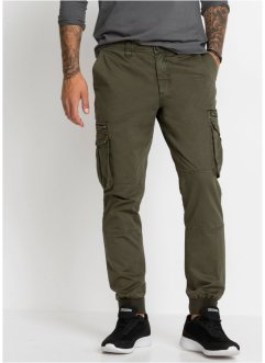 Pantaloni cargo regular fit straight, RAINBOW