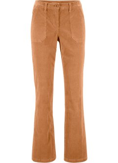 Pantaloni di velluto con tasche, bpc bonprix collection
