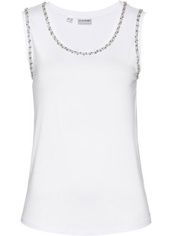 Top con strass, bpc selection premium