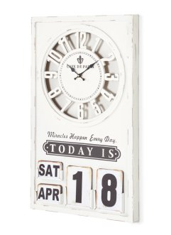 "Orologio da parete con calendario ""Miracle"", bpc living bonprix collection"