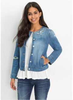 meet 7ee19 6ea2c Giacche e giubbini di jeans da donna | Scopri la collezione ...