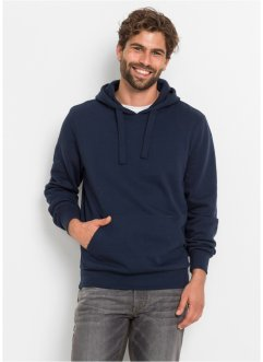 Felpa con cappuccio regular fit, bpc bonprix collection