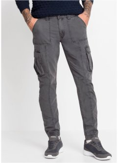 Pantaloni cargo regular fit tapered, RAINBOW