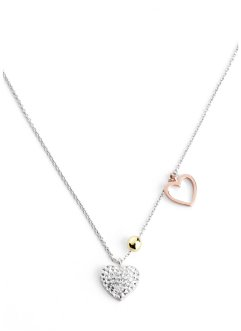 Collana con cristalli Swarovski®, bpc bonprix collection
