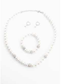 Parure (set 4 pezzi), bpc bonprix collection