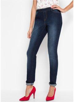 Jeans donna skinny fit con dettagli ricamati DENIM BELLO REP