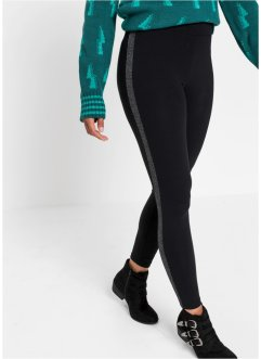 Leggings con bande laterali, RAINBOW